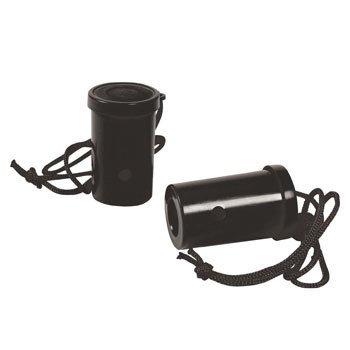 Black Air Blaster Horns (6 ct) by Fun Express