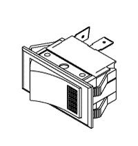 Power Switch for Gendex GXS016 by Replacement Parts Industries RPI