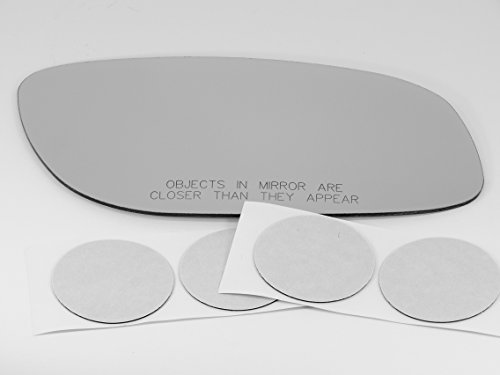 10-14 Ford Taurus Right Passenger Convex Mirror Glass Lens w/Adhesive USA non (Ford Taurus Right Mirror)