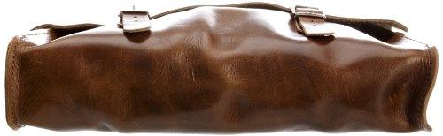 Fly London Adult Al - Borsa/cartella sottobraccio, , taglia Cioccolato