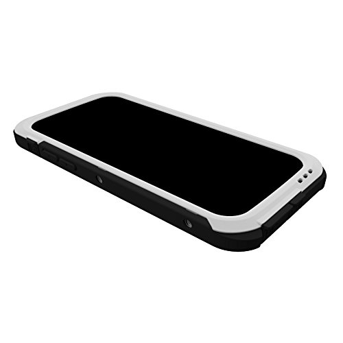 Trident Cyclops Coque pour iPhone 6–Blanc