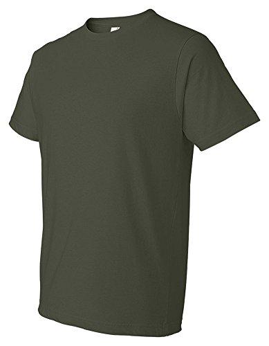 Anvil Adult Lightweight T-Shirt, City Green, X-Large (Anvil Short Adult)