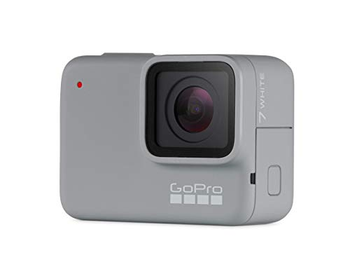 GoPro HERO7 White — Waterproof Digital Action Camera with Touch...