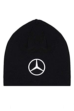 Mercedes AMG Petronas Men s MAMGP Team Beanie Black ab8a2297b16