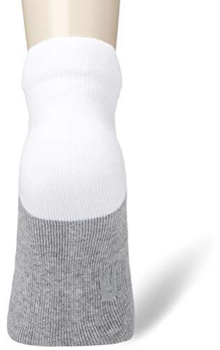 [ニューバランス ゴルフ] [メンズ] 防菌 防臭 ロゴ アンクルソックス (機能素材ドラロン) ゴルフ 靴下 012-8286002