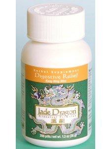 Digestive Relief, 200 Pills, Kang Ning Wan, Teapills; aka Curing Pills