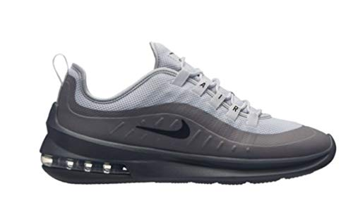 black Air Grey Uomo Da Multicolore Max Axis Platinum Leggera Scarpe pure Atletica Nike dark 007 POqFdF