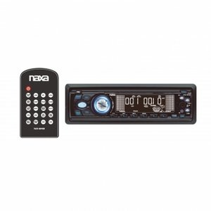 Naxa NX-649 Car Audio In Dash 350 Watt CD MP3 Player AM FM Stereo Aux ()
