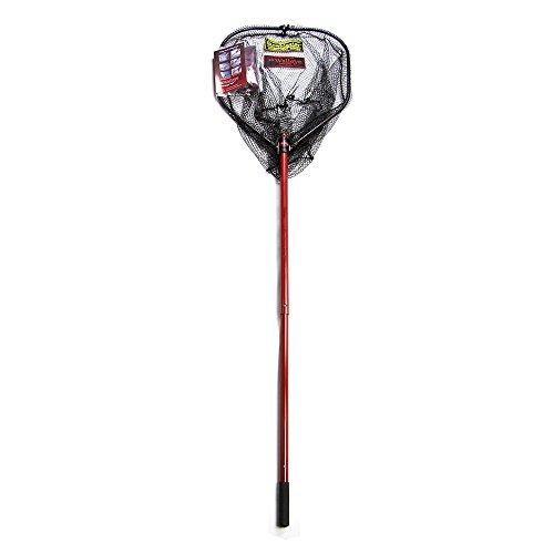 StowMaster MW72NG Tournament Series Precision Landing Net, Red/Black, Hoop 20