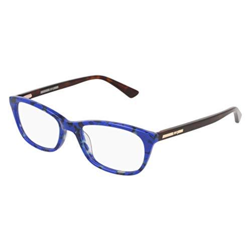 Eyeglasses Alexander McQueen MQ 0114 OP- 004 HAVANA/