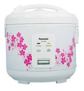 Panasonic SR-JP185 4 In One - Rice Cooker (10 Cup Uncooked Rice Capacity)
