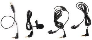 164 Range for Pentax K-5 645Z Movo 2.4GHz Wireless Lavalier Microphone System K-S2 DSLR Cameras 645D K-3 K-S1