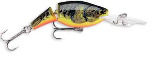 Rapala Jointed Shad Rap 07 Fishing lure, 2.75-Inch, Fire Crawdad Review