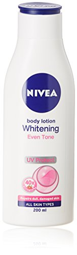 Nivea Body Lotion Whitening Even Tone UV Protect, All Skin T