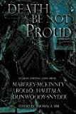Death, Be Not Proud, Jonathan Maberry, 1937051145