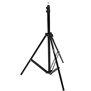 AmazonBasics Aluminum 7-Foot Light Stand with Case
