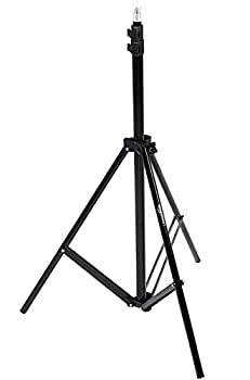 Amazonbasics Aluminum 7-foot Light Stand With Case 0
