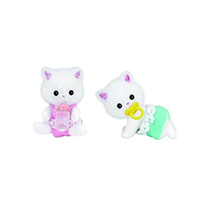 Sylvanian Families Persian Cat Twins - 2016: Toys & Games