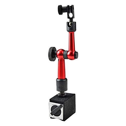 Jiasijieke Dial Test Indicator Gauge Universal Magnetic Base Stand Table Scale Precision Indicators Center Measurement