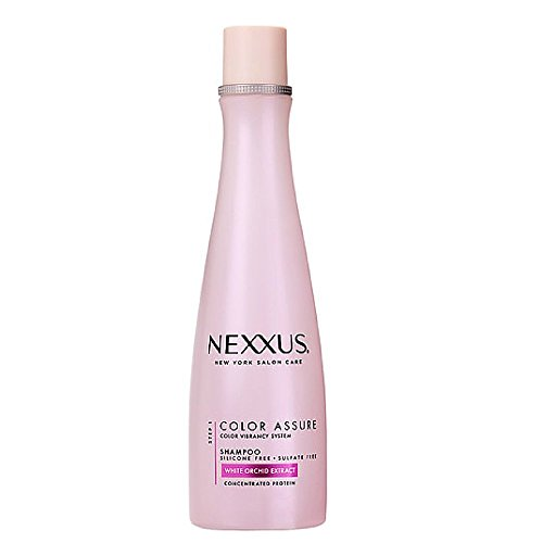 Orchid Extract (Nexxus Shampoo Color Assure White Orchid Extract 13.5 Ounce (399ml) (3 Pack))