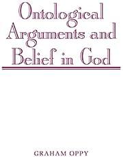 Ontological Arguments and Belief in God