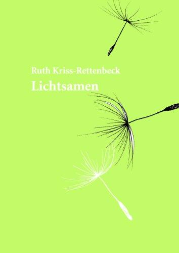 Amazoncom Lichtsamen German Edition Ebook Ruth Kriss