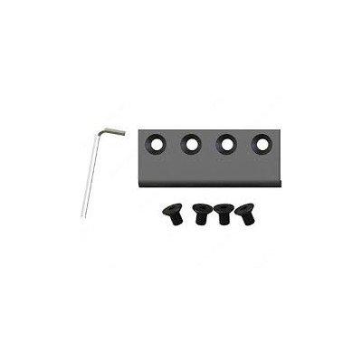 Delaney Hardware BD0003- Barn Door Track Connector Plate, ()