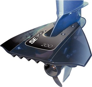 SE Sport 200 Hydrofoil, fits 8 hp - 40 hp engines by Sport Marine Technologies Inc.