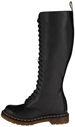 Dr Martens 1B60 Smooth, Boots femme Noir (Black), 40 EU (6.5 UK): : Chaussures et Sacs