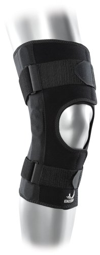547bcefc69 Hinged Knee Brace - Compression Knee Sleeve with Hinge for ACL, MCL,  Meniscus &
