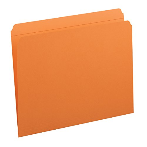 smead file folder reinforced straight cut tab letter With straight cut file folders letter size