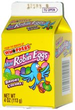 4 Cartons Ounce (Whoppers Easter Mini Robin Eggs, Mini Carton, 4-ounce (Pack of 3))