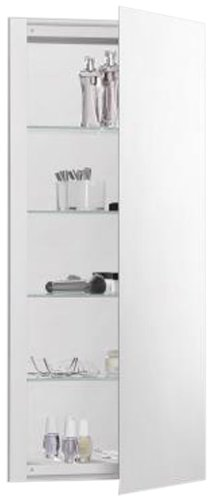 Robern RC1636D4FP1 R3-Series Plain Mirror Medicine Cabinet from Robern