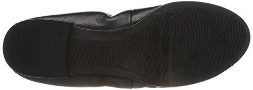 Leather black 22116 Escarpins Femme Noir Tamaris wXS8zqF
