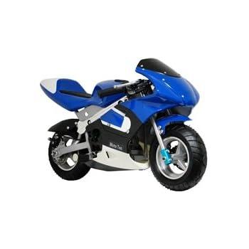 mototec gas pocket bike riding toy non ca. Black Bedroom Furniture Sets. Home Design Ideas