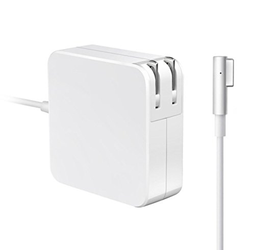 Macbook pro charger 60W AC Power adapter & Supply Replacment for Apple Macbook Pro 13 inch L shape(Before Mid 2012 Models)