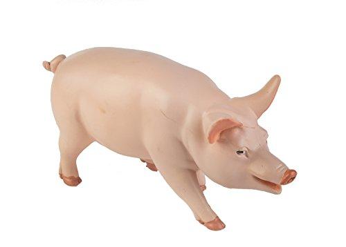 Safari Ltd Farm Classic Pig (Pigs Classic Party Game)