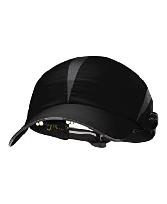 Under Armour Men's UA Ultrathon Run Cap One Size Fits All Black by Under Armour