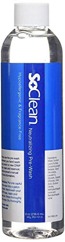 SoClean Neutralizing CPAP Pre-Wash