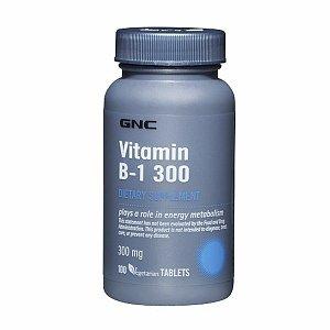 GNC Vitamine B-1 300, Comprimés, 100 ch