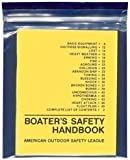 Boater's Safety Handbook, American Outdoor Safety League Staff, 0898860725