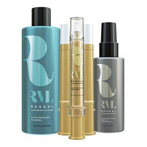 RVL Advanced Hair Care System