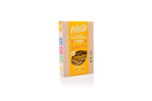Felicia Organic - Multigrain Tortiglioni (Pack of 6)