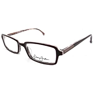 Brand New Authentic Sean John Rx Eyeglasses Frames Sj2012 209 52x18 Brown Marble