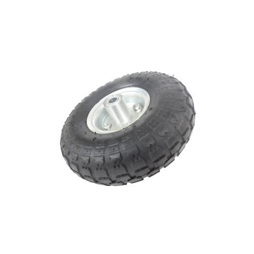 Dolly 300 Lb Max Load - Hand Truck Air Tire Replacement Wheel Dolly Wheel 4.10/3.50-4