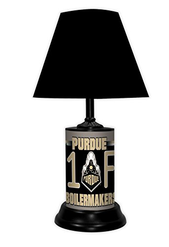 (PURDUE BOILERMAKERS NCAA LAMP - BY TAGZ SPORTS)