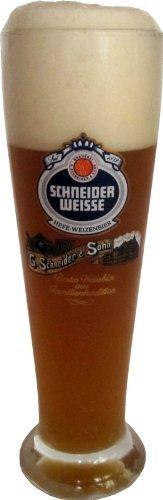 Schneider Weisse German Beer Glass 0.5L - Set of - Beer Pilsner German