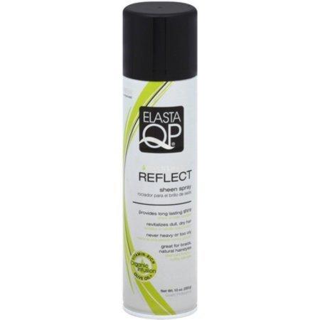 (PACK OF 3) ELASTA QP Feels Like Silk Reflect Sheen Spray 10oz