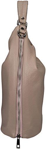 Shirin Sehan , Sac pour femme à porter à l'épaule Rose Rosé