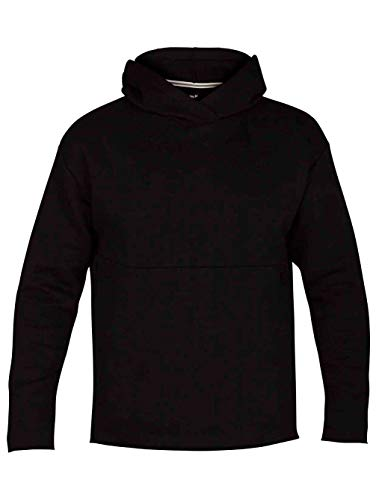 Hurley Men's Surf Check Icon Pullover Black Large